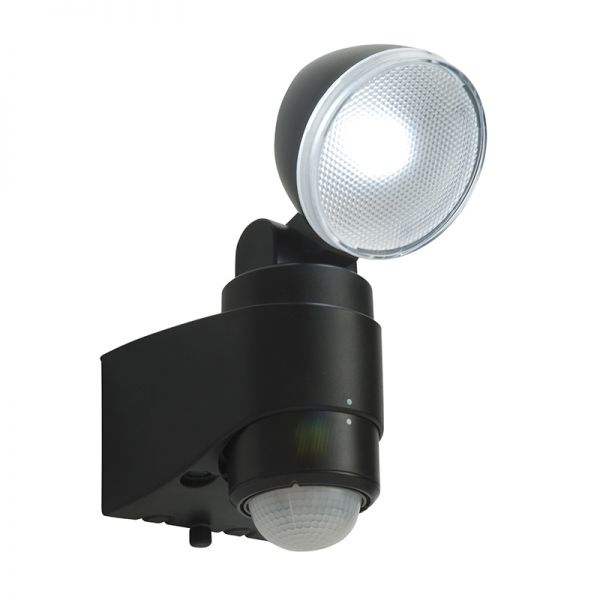 Laryn PIR Single LED Battery Security Light