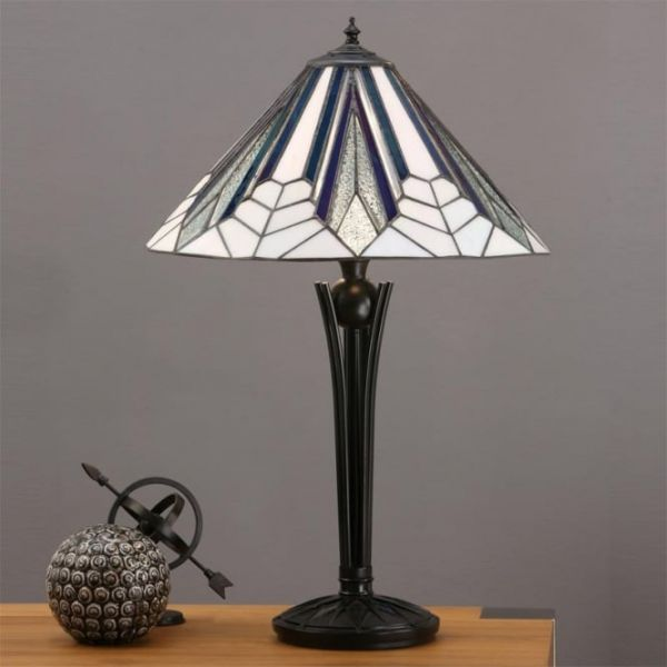 Astoria table lamp astoria uplighter astoria bankers style lamp
